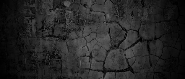 Cimento velho sujo textura horror cimento fundo premium Foto Premium