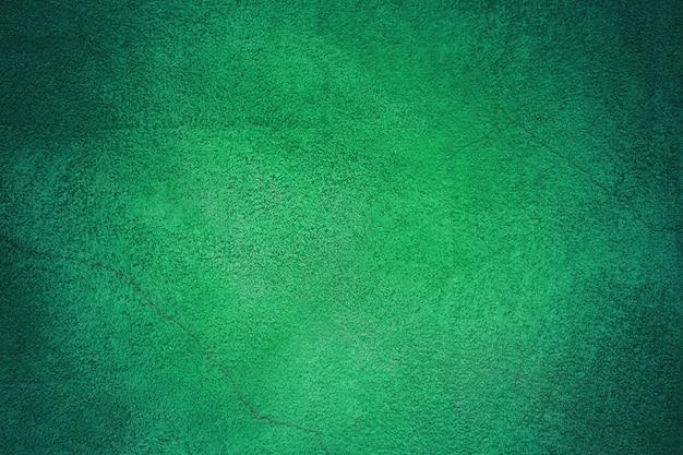 Cimentos e texturas de parede verde