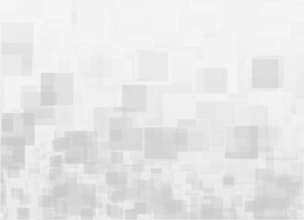 Cinza e branco pixelizada