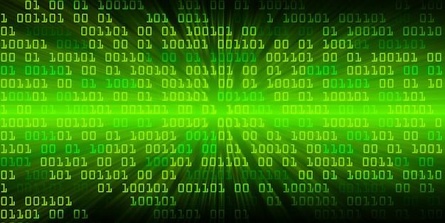 Circuito cyber verde futuro tecnologia conceito fundo