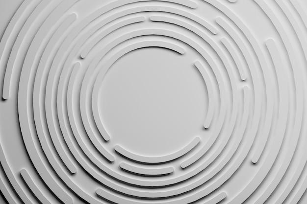 Círculos brancos