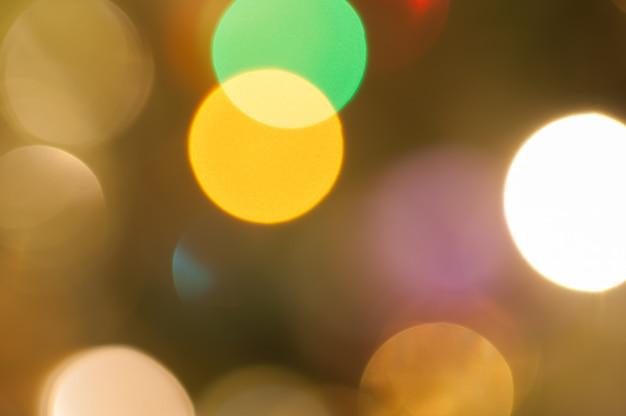Círculos multi-coloridos festivos coloridos.