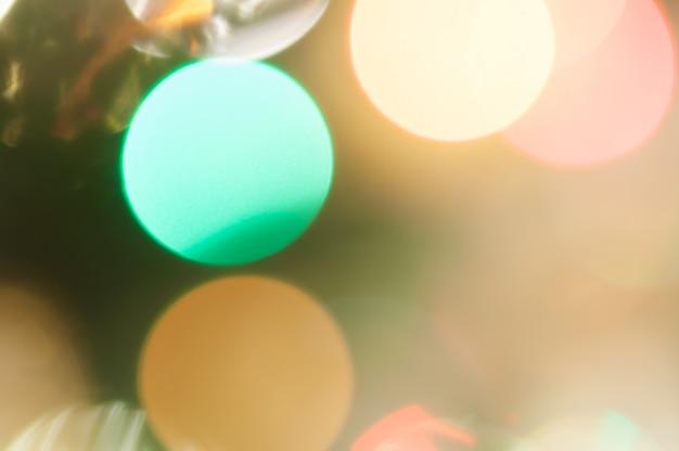 Círculos multicoloridos festivos coloridos