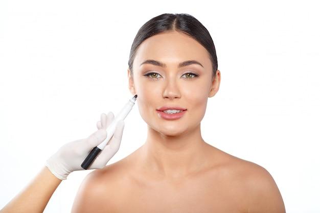 Cirurgia plástica de cosmetologia