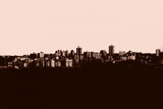 Cityscape silhueta