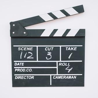 Claquete cinema