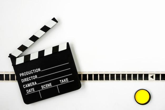 Claquete e filme