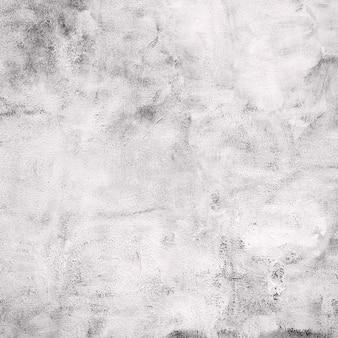 Close da textura da parede pintada de concreto branco