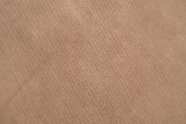 Close de material de papel sem adornos