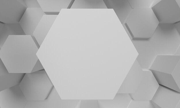 Close-up 3d favo de mel cópia espaço forma vista superior