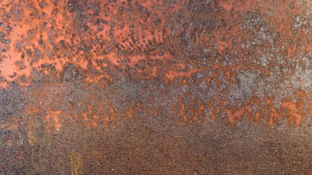 Close-up abstrato da superfície metálica