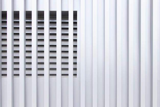 Close-up abstrato do papel de parede de metal na vista superior