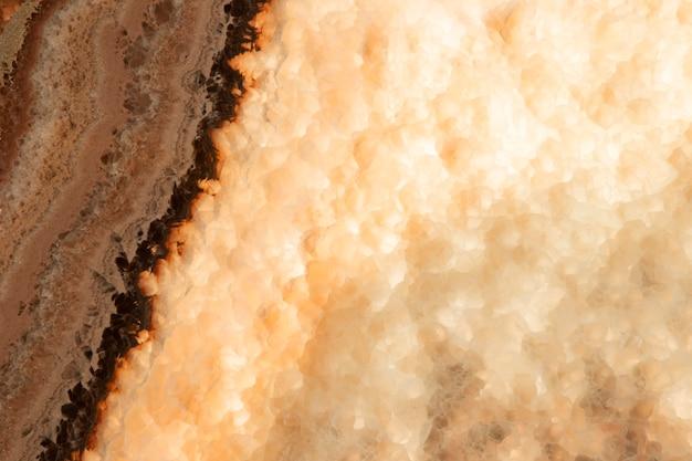 Close-up da composição da textura abstrata de mármore