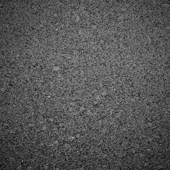 Close-up da nova textura de estrada de asfalto