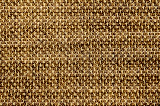 Close up da textura de corda trançada