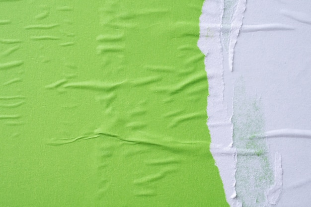 Close up da textura de papel grunge