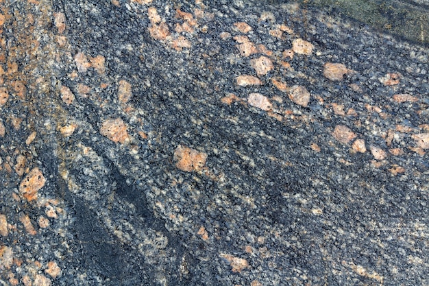 Close-up da textura do granito. textura de pedra de granito natural