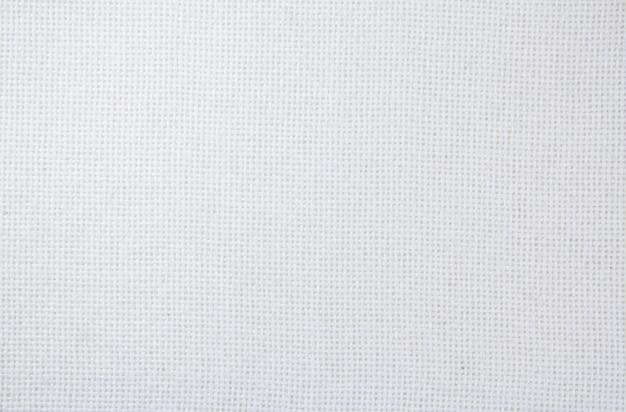 Close-up da textura do tecido. tecido natural. fundo branco.