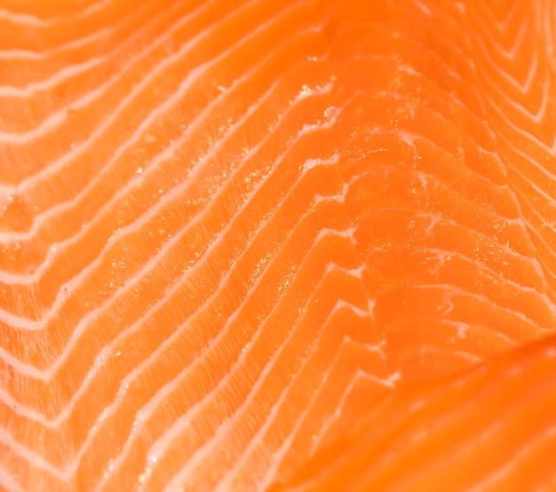 Close-up, de, freshly, corte, carne