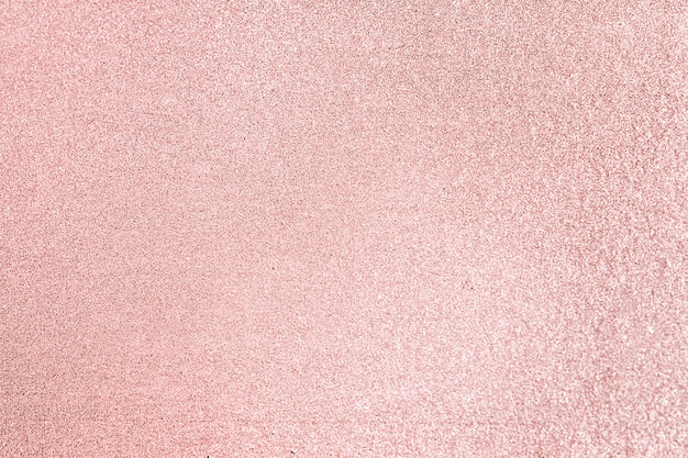 Close-up de fundo de brilho rosa blush texturizado