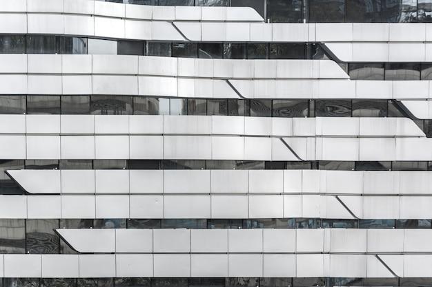 Close-up de prédios de escritórios modernos, kunshan, china.