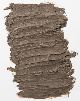 Close up de textura de argila