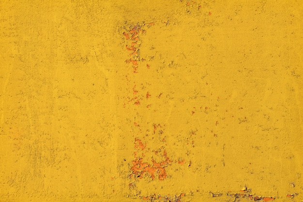 Close-up de textura de fundo enferrujado rachado velho da pintura