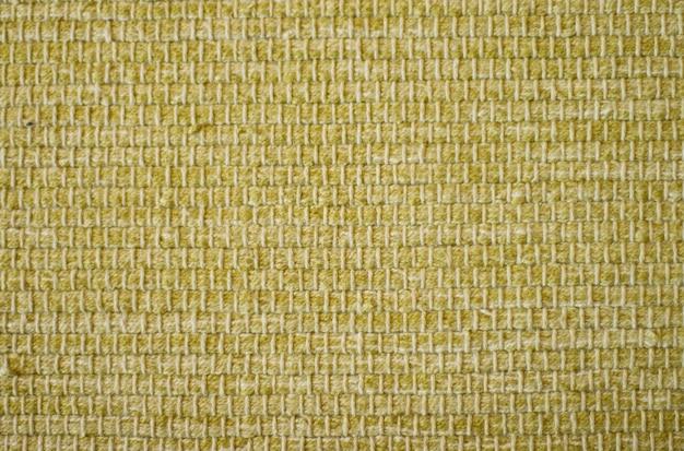 Close-up de textura de tapete de palha