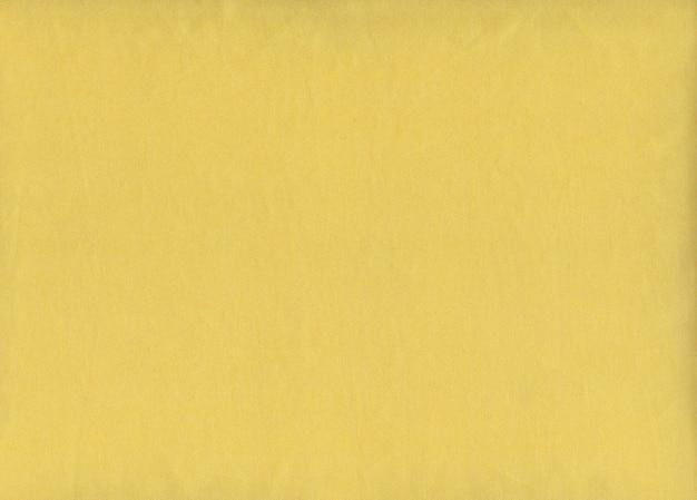 Close-up de textura de tecido dourado