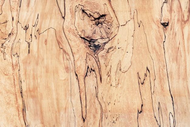 Close-up de um plano de fundo texturizado de madeira