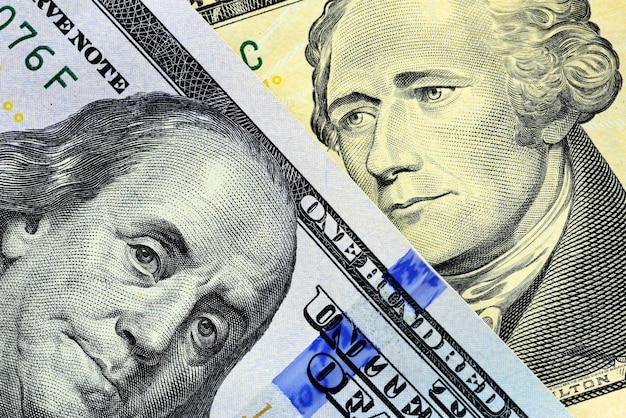 Close-up dinheiro