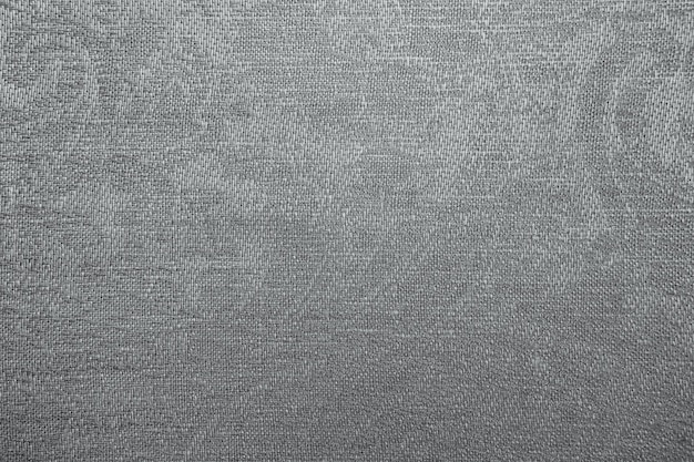 Close up do fundo da textura do padrão de tecido