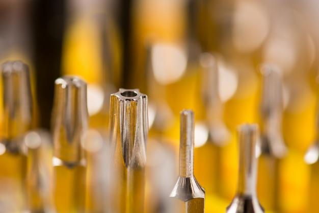 Close-up ferramentas