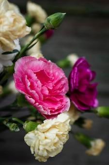 Close-up, flor, flores
