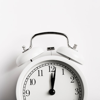 Close-up lindo relógio vintage