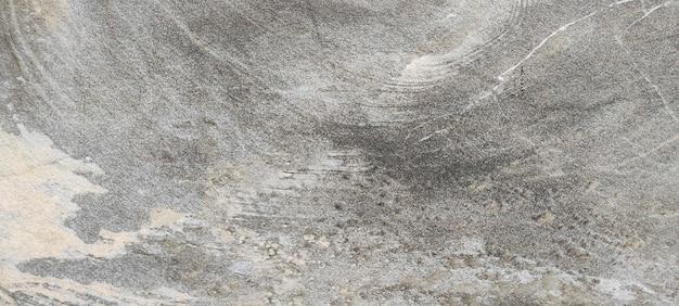 Close-up na forma de uma superfície de granito ou mármore