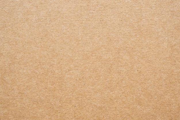 Close-up na velha textura de papel pardo