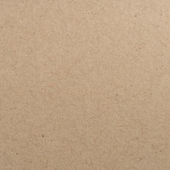 Close-up textura de papel kraft marrom e fundo