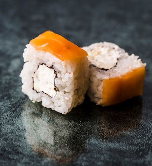 Close-up, tiro, nigiri