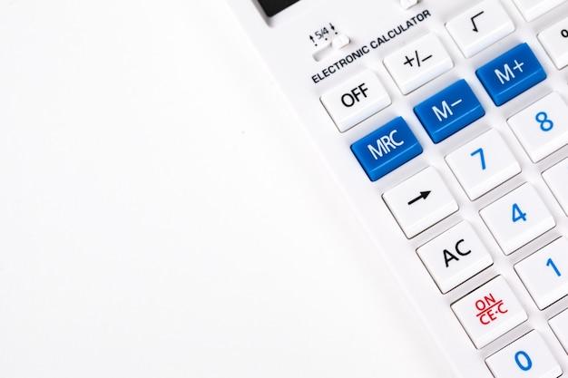 Closeup calculadora