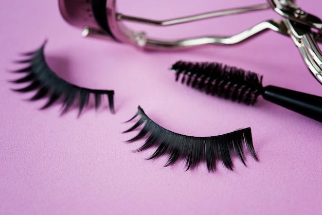 Closeup de cosméticos