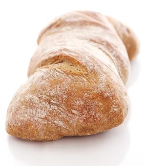 Closeup de pão fresco