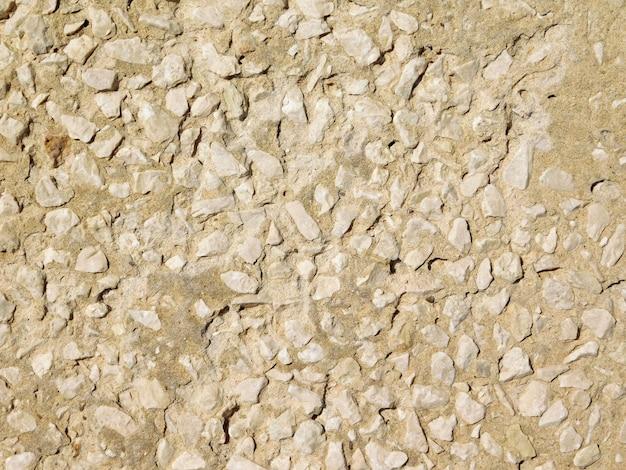 Closeup de superfície rochosa