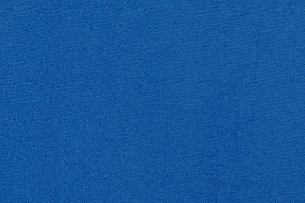 Closeup de textura de toalha de algodão natural.