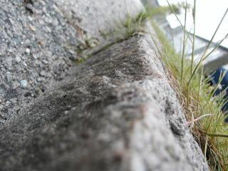 Closeup paralelepípedos