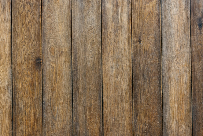 Closeup tiro de prancha de madeira