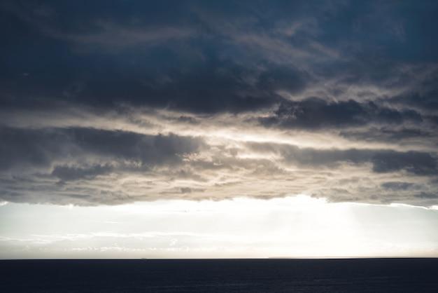 Cloudscape tempestuoso