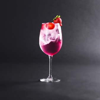 Cocktail com frutas