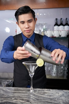 Cocktail de margarita