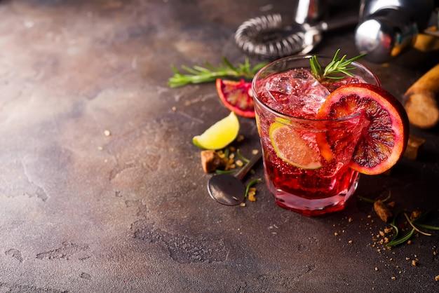 Cocktail de sexo cosmopolita na cidade grande.